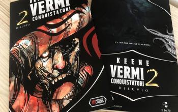"""Independent Legions presenta """"Vermi conquistatori 2 – Diluvio"""""""