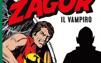 """Sergio Bonelli Editore presenta """"Zagor. Il vampiro"""""""