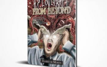 Lovecraft from Beyond: esce il primo fumetto Kipple Officina Libraria