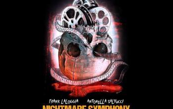 Nightmare Symphony: il poster del giallo horror che omaggia Lucio Fulci