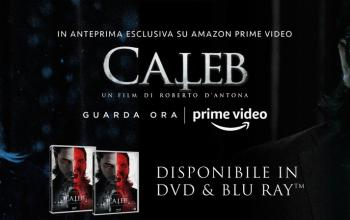 Caleb: disponibile in DVD, Blu-Ray e in esclusiva su Amazon Prime Video