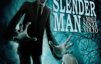 "Weird Book presenta ""Slender Man. Il male senza volto"""