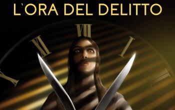 """Weird Book presenta """"L'ora del delitto"""""""