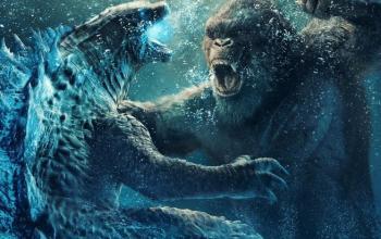 Godzilla vs. Kong: il nuovo epico poster del film