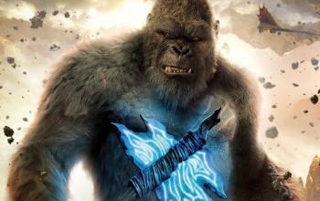 Godzilla vs. Kong: pubblicati due nuovi epici poster