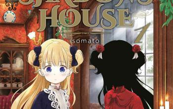 """J-POP Manga presenta """"Shadows House"""""""