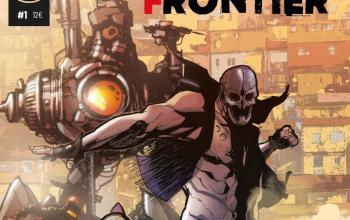 "Leviathan Labs presenta ""Dark Frontier 1"""