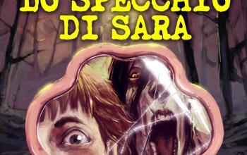 """Scheletri ebook presenta """"Lo specchio di Sara"""""""
