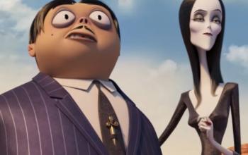 La famiglia Addams 2: è online il trailer del film animato
