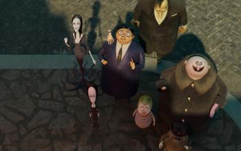 La famiglia Addams 2: online il trailer del film