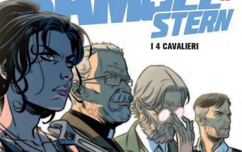 """Samuel Stern: in edicola lo speciale """"I 4 cavalieri"""""""