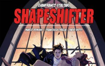 Shapeshifter a Lucca Comics & Games