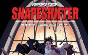 Shapeshifter a Lucca Comics & Games