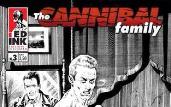 The Cannibal Family 3 in prevendita!