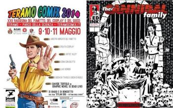 The Cannibal Family al Teramo Comics