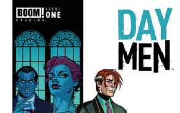Bao Publishing pubblicherà Day Man