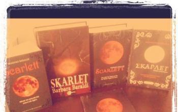 In arrivo il terzo volume di Scarlett