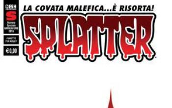 Splatter: l'horror made in Italy è pronto!
