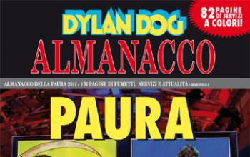 Dylan Dog: L'almanacco della paura 2012