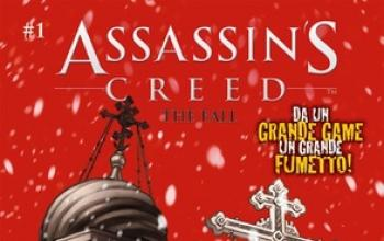Ubisoft e Panini Comics insieme per Assassin's Creed The Fall