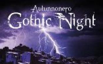 Si tinge di nero la Gothic Night di Ventimiglia