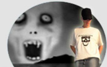 Photoscheletri, uno scatto d'orrore