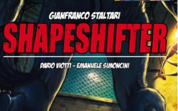Shapeshifter 2: Mouth, il booktrailer