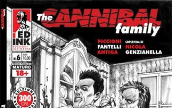 The Cannibal Family n.6 - Corda Tesa