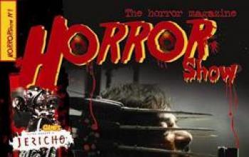 """Approda in edicola """"Horror Show"""""""