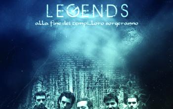 """Legends la serie web: gran finale """"apocalittico""""!"""