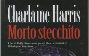 """E' """"morto stecchito"""" lo dice Charlaine Harris"""