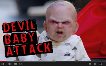 Geniale viral video per Devil's Due