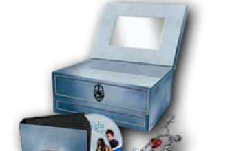 Twilight - Ultimate Gift Set, prima di New Moon
