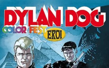 Dylan Dog Color Fest n.12: Eroi!