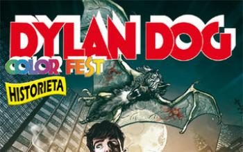 Dylan Dog Color Fest: Historieta