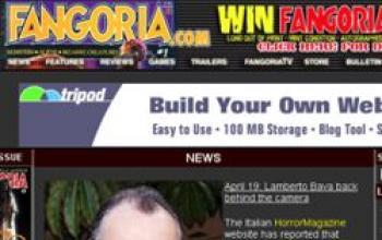 HorrorMagazine è su Fangoria