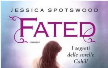 Fated di Jessica Spotswood