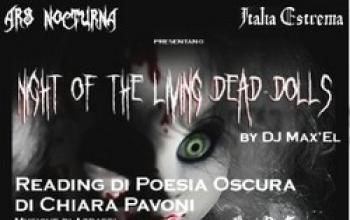 Night of the living dead dolls