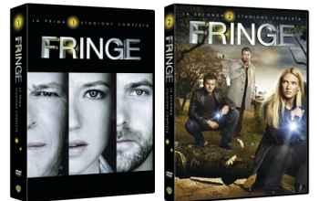 Fringe in DVD