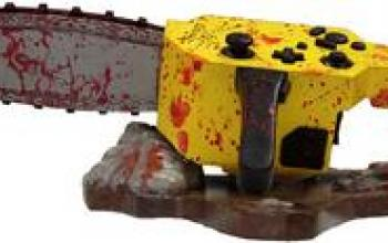 The Texas Chainsaw Joypad