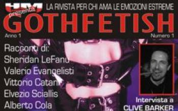 Delos Books presenta GothFetish
