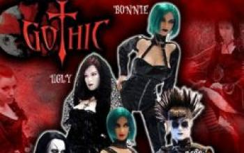 Gothic Fashion Dolls