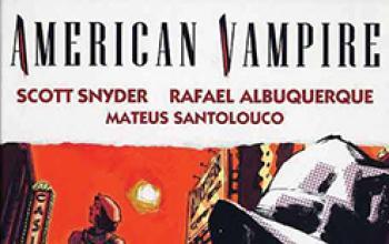 In arrivo American Vampire vol. 2!