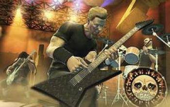Disponibile il demo di Guitar Hero: Metallica