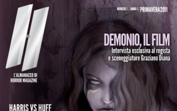 H-L'almanacco di Horror Magazine è in vendita sul Delosstore