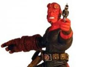 Guida a Hellboy (3. Action figures e gadget)