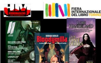 Horror Magazine al Salone del libro di Torino