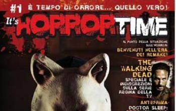 Horror Time: in edicola dal 10 settembre