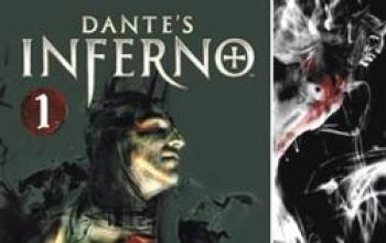 Arriva il fumetto di Dante's inferno