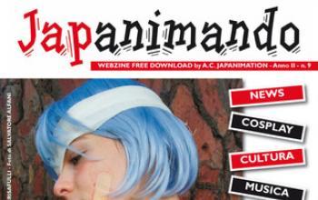 Disponibile il nuovo numero di Japanimando